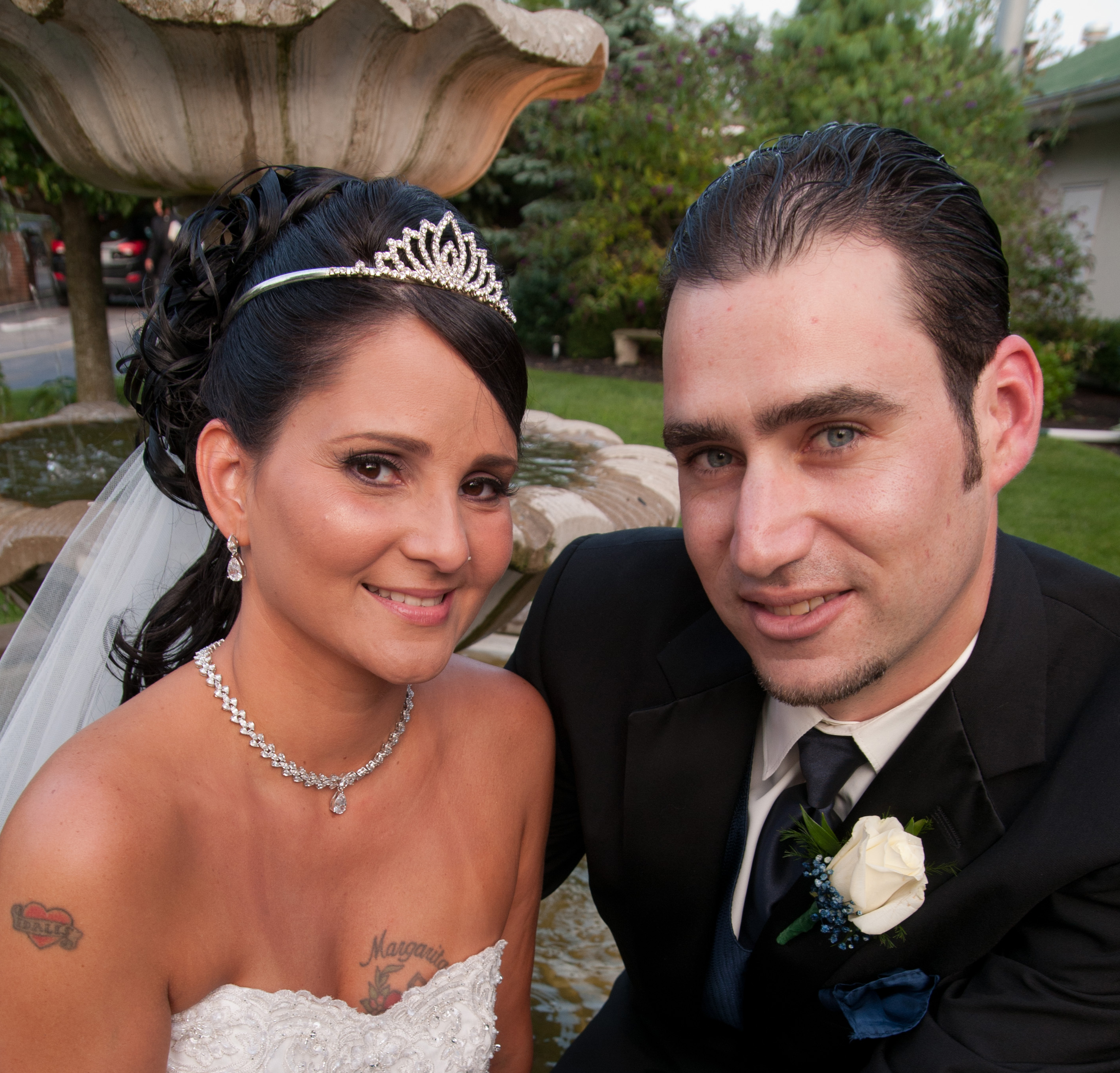 Idalia & Eric's Wedding