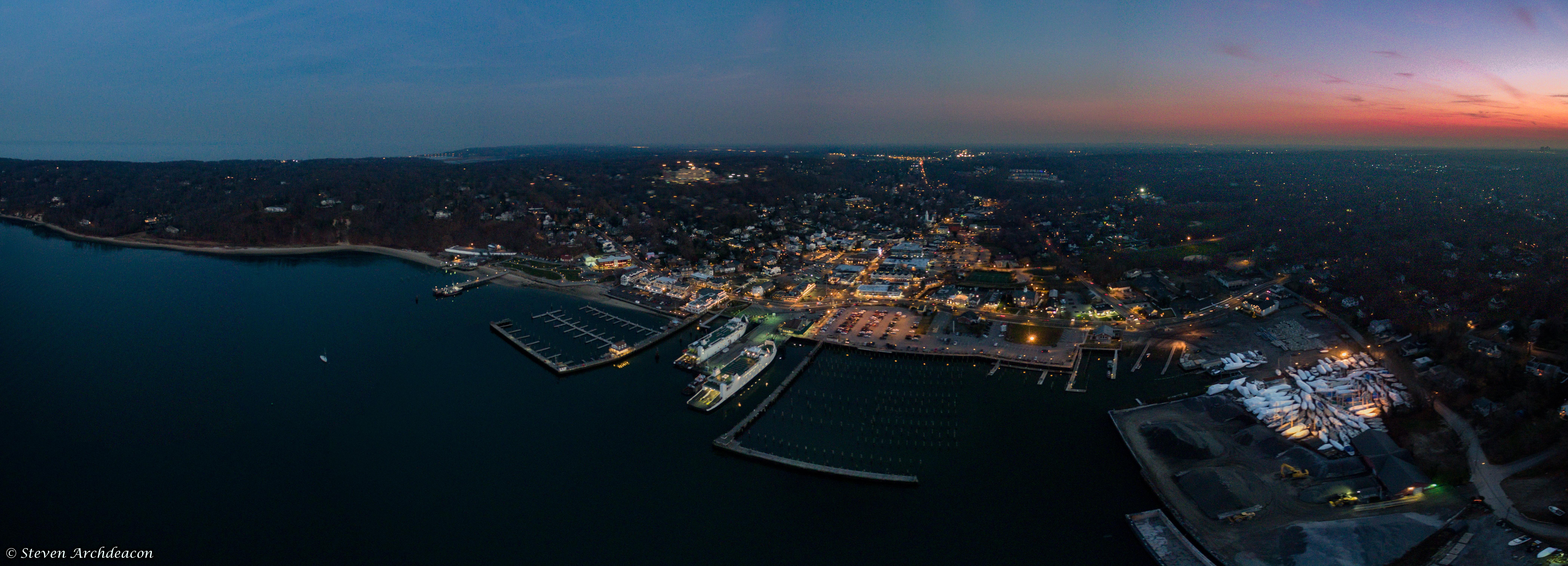 PJ Harbor Aerial Pano