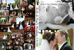 Kelly & Paul's DVD Case