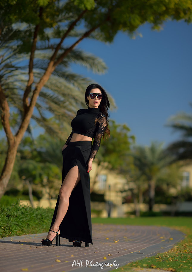 Fashion Photography Duai | Model Photoshoot Dubai | AHLImages | AHLPhotography