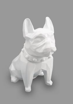 The DOG #White