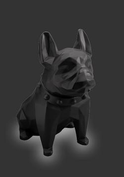 The DOG #Black