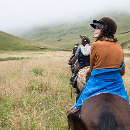 Explore Lesotho on a Horse Trek Adventure
