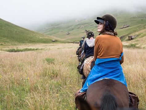 Explore Lesotho on a Horse Trek Adventure
