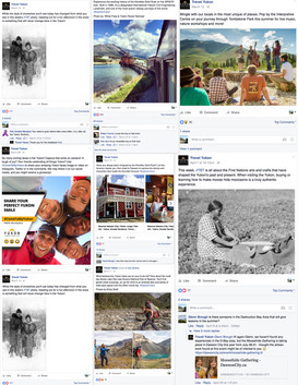 Social media management and post writing