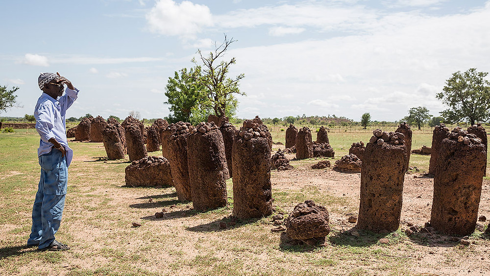 Wassu Stone Circles in Gambia