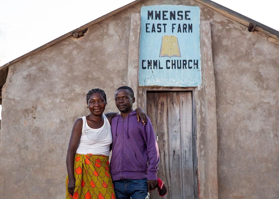 married-couple-church-zambia-5x7