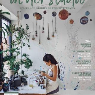 In Her Studio, Fall/Winter 2019, cover