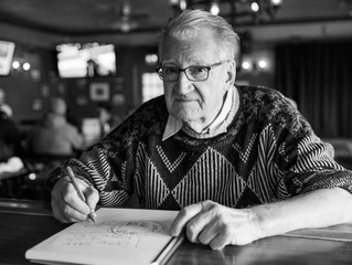 Portrait of an Artist: Jim Robb Inspires the Next Generation of Storytellers