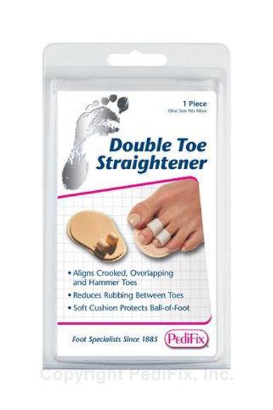 PX-P57 Pedifix Podiatrists Choice Dbl Toe Straightner