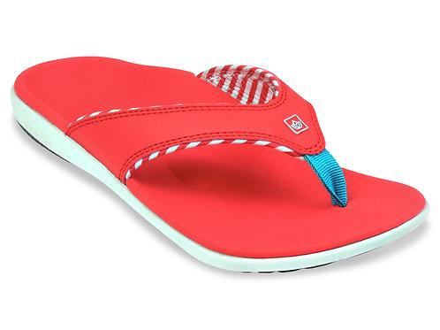 Spenco Candy Stripe Sandal
