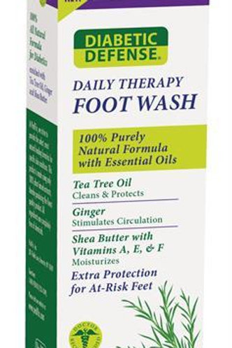 PX-P3076 Pedifix Diabetic Defense Daily Therapy Foot Wash