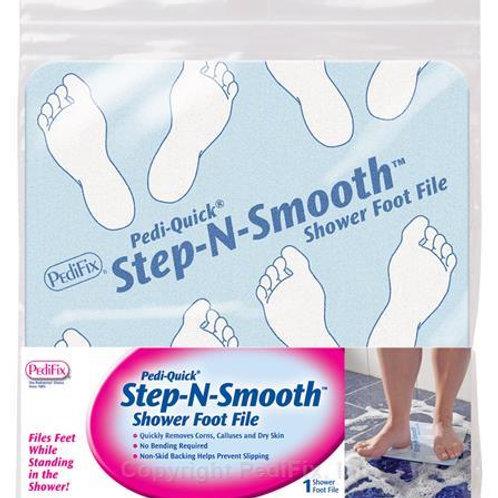 PX-P3030 Pedifix Pedi-Quick Step+Smooth Shower Foot File