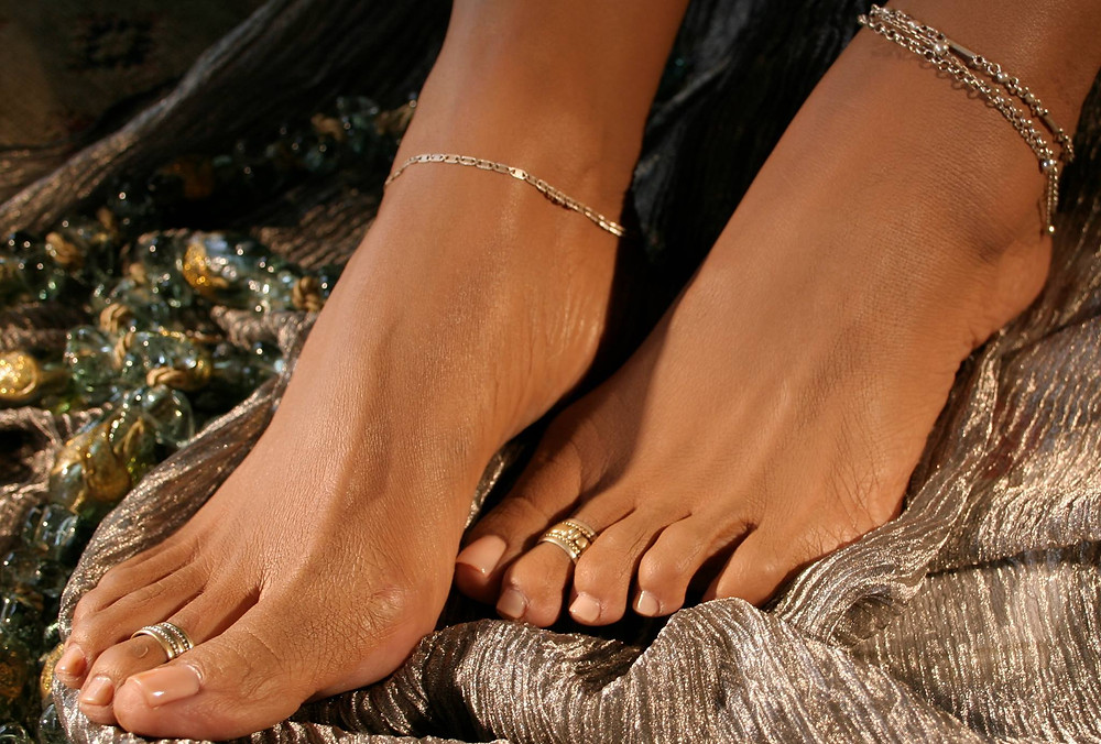 Your feet can look like these too!