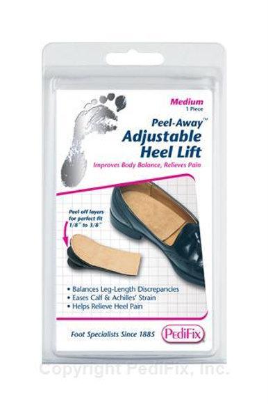 PX-P6582 Pedifix Peel Away Adjustable Heel Lift