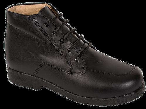 SBS-5003 Women's Plain Toe Black Boot
