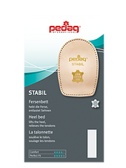 PD-169 Pedag Stabil Heel Inserts