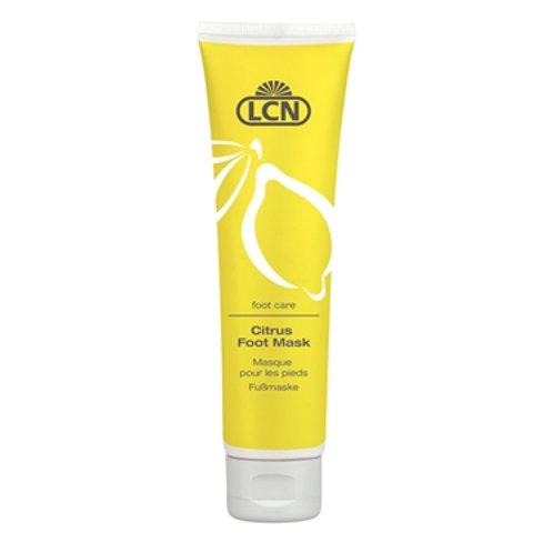 LCN Citrus Line Foot Mask, 100 ml