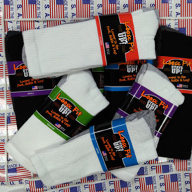 EWS-780 Men's Athletic Crew Socks