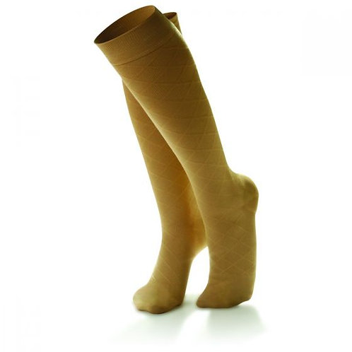 DC-3081 Dr. Comfort Micro-Nylon Casual 10/15 Trouser Socks