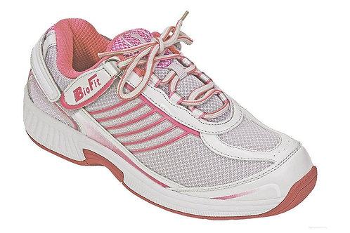 OF-973 OrthoFeet Verve Athletic Velcro Shoe