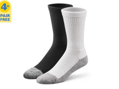 DRC-Diabetic Extra Roomy Men's Socks