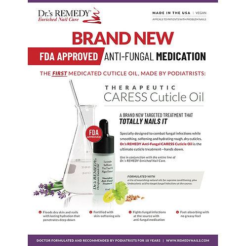 Dr. Remedy Anti Fungal CARESS Cuticle Oil