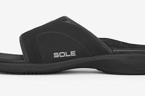 SOLE mens sport slide