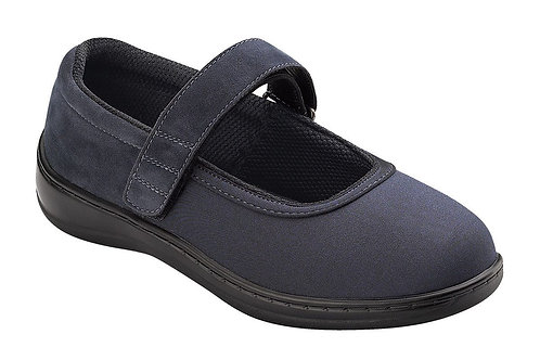 OF-827 OrthoFeet Springfield Stretchable Mary Jane