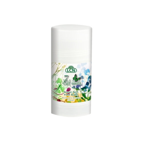LCN Super Soft Foot Balm - 7 wild Herbs