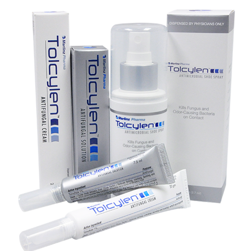 Tolcylen Antifungal Package