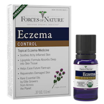 FN-ECZCNTL5 Forces of Nature Excema Control 5ml