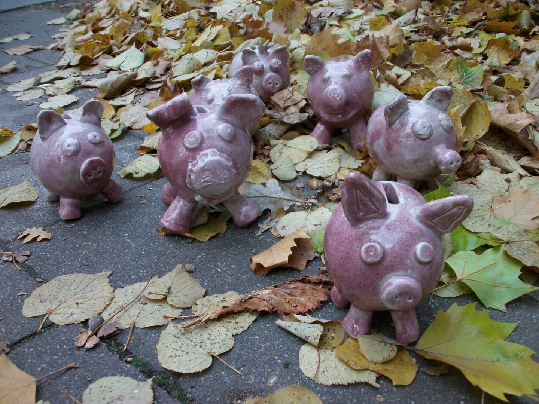 Sparschweinhorde