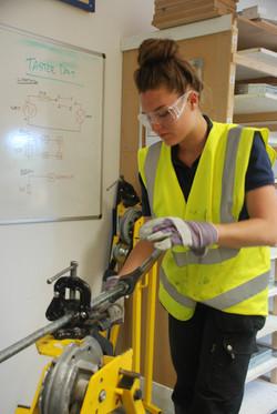 West Kent College Trade Skills