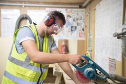 Folkestone College Wood trades