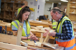 West Kent College Carpentry