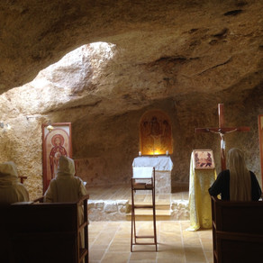 To the Borders of Lebanon and Syria in Search of the True Mount of the Transfiguration