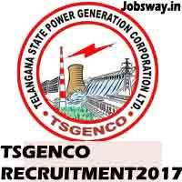 Tsgenco Recruitment 2017