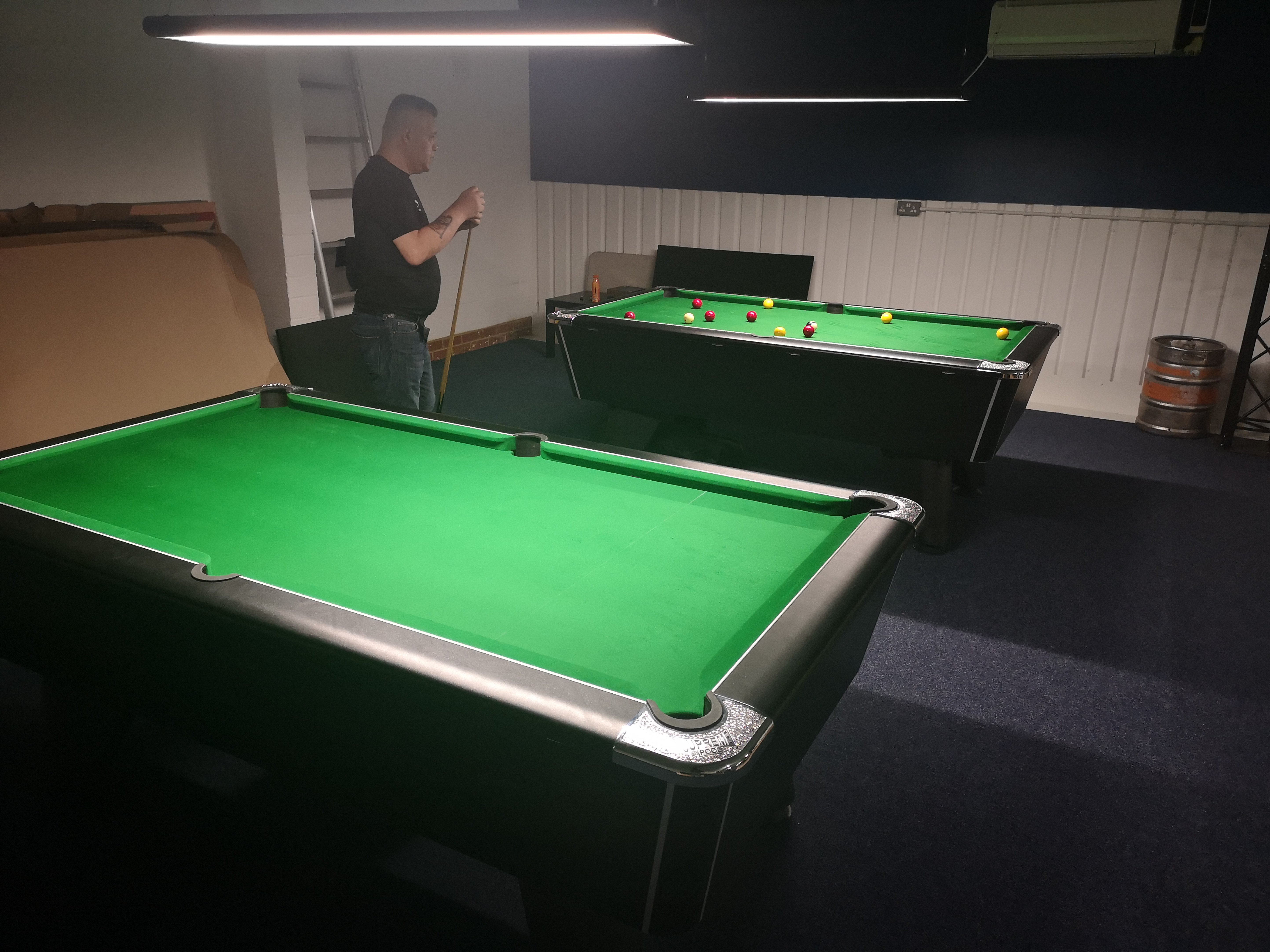 Pool Table 11 Hire