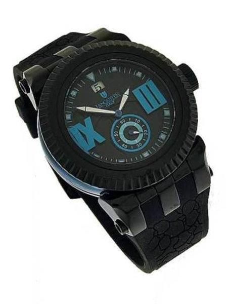 Часы наручные мужские  Lancaster Herrenuhr OLA0629BKBL сертификат и гарантия