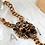 Thumbnail: Колье-чокер винтажное позолота ручной работы арт.102547