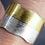 Thumbnail: Кольцо серебро 925 ручной работы 2 тона (16,5;17)