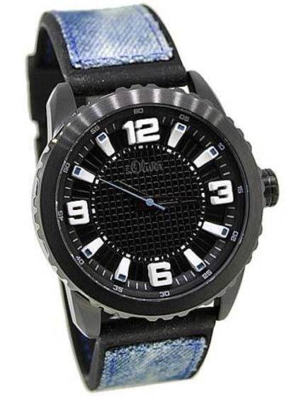 Часы мужские наручные s.Oliver  SO-3039-PQ (оригинал)сертификат и гарантия