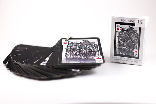 Illustrated Playing Cards (S)