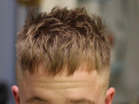 2018 Mens Hair Trends