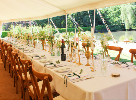 The Unique Challenges of Marquee Catering