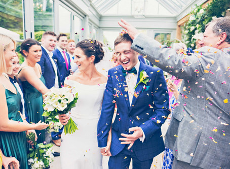 Wedding Spotlight: Q & A with Milly and Hugh
