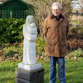 Interview Jos Alferink 'Madonna met Kind' en 'de Stad en de Polder'