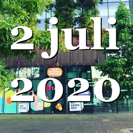 Bijeenkomst 2 juli 2020