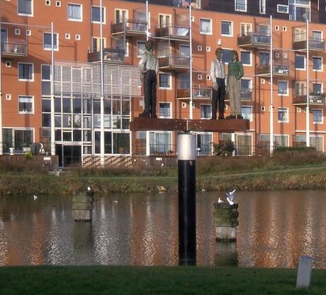 Kunst in Almere, met Brans Stassen